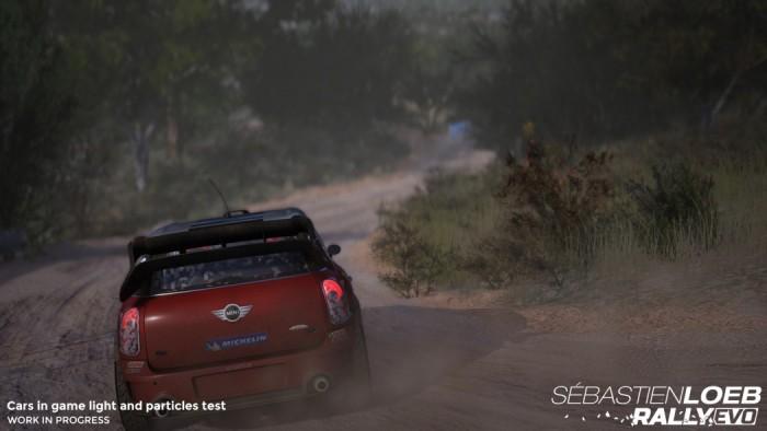 Análise Arkade: Sébastien Loeb Rally Evo é legal, mas precisa comer mais arroz e feijão