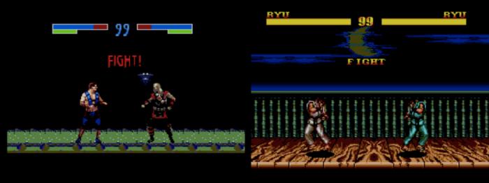 RetroArkade: Você já jogou a versão brasileira de Street Fighter 2, feita para Master System?