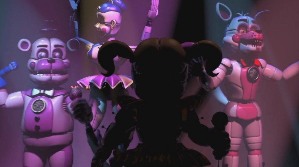 Five Nights at Freddy's: Sister Location v1.0.2 Apk Full