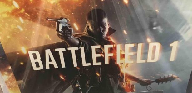 Confira agora o trailer de Battlefield 1, revivendo a Primeira Guerra Mundial