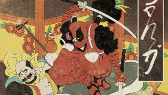 personagens-marvel-estilo-oriental-japones-ukiyo-e