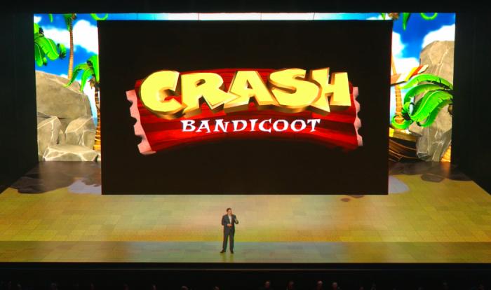 E3 2016: Não foi como a gente esperava, mas... a volta de Crash Bandicoot parece promissora.