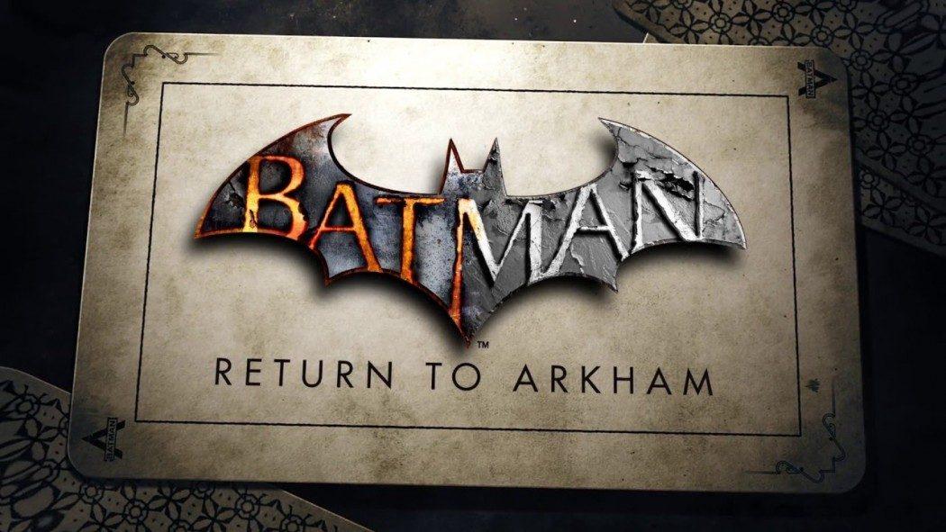 Coletânea Batman: Return to Arkham é adiada por tempo indeterminado