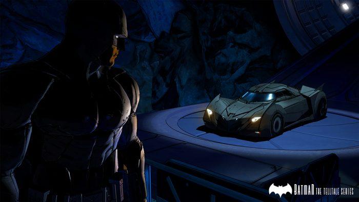 Já viu as imagens de Batman: A Telltale Series?