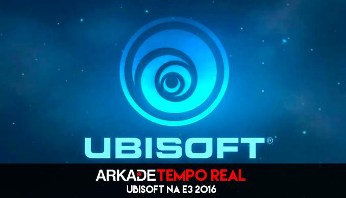 E3 2016: Confira em tempo real a conferência da Ubisoft