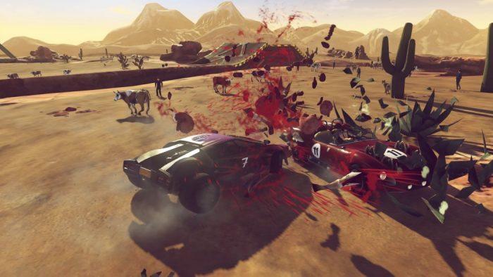 Análise Arkade: a carnificina sobre rodas de Carmageddon Max Damage