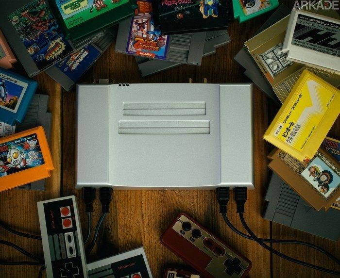 O novo adaptador sem fio do Super Nintendo permite que você jogue o console com várias opções de controles