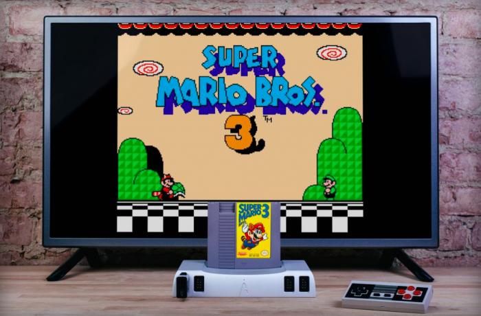 """Lembra daquele NES de alumínio lindão? Pois ele ganhou uma versão """"slim"""""""