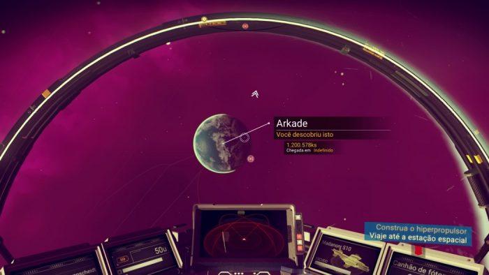 Preview Arkade: nossas primeiras +10 horas com No Man's Sky