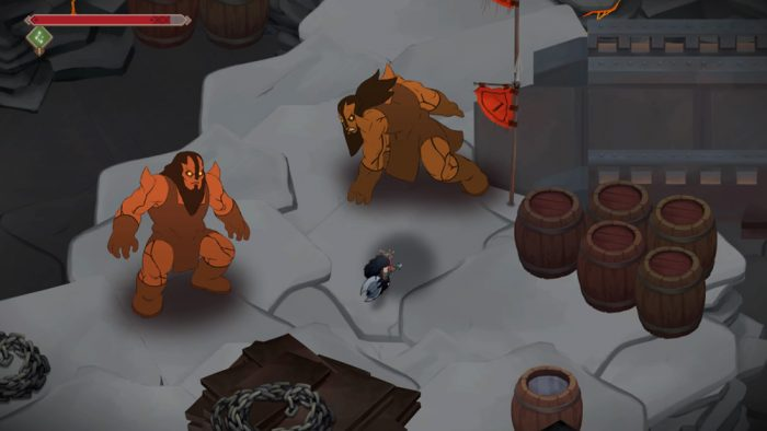 Análise Arkade: em busca do respeito dos deuses em Jotun: Valhalla Edition
