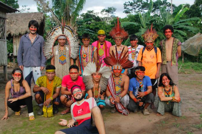 Game gratuito dá uma boa aula de história sobre o povo indígena Huni Kuin