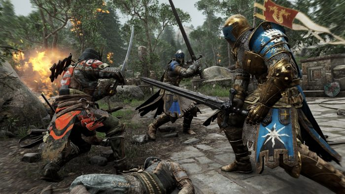 BGS 2016: Lutando bravamente em For Honor