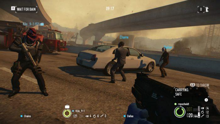 Análise Arkade: Payday 2 - The Big Score é tiro, porrada e bomba!