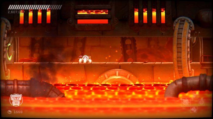 Análise Arkade: RIVE é um ode aos jogos (e à dificuldade hardcore) de antigamente