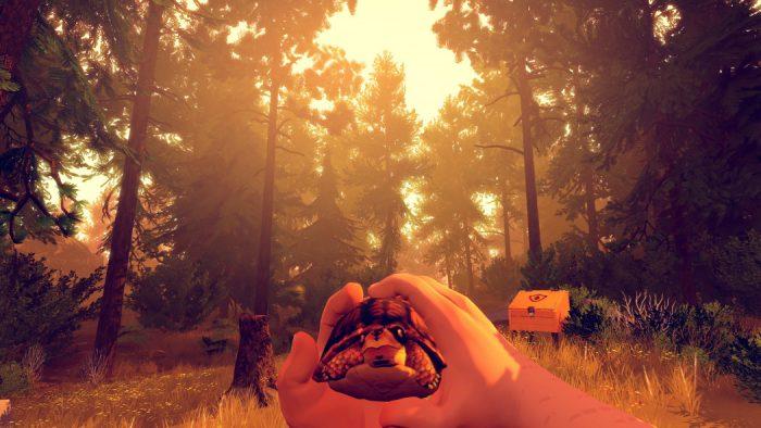 Filme de Firewatch é anunciado em parceria com a Campo Santo e Good Universe