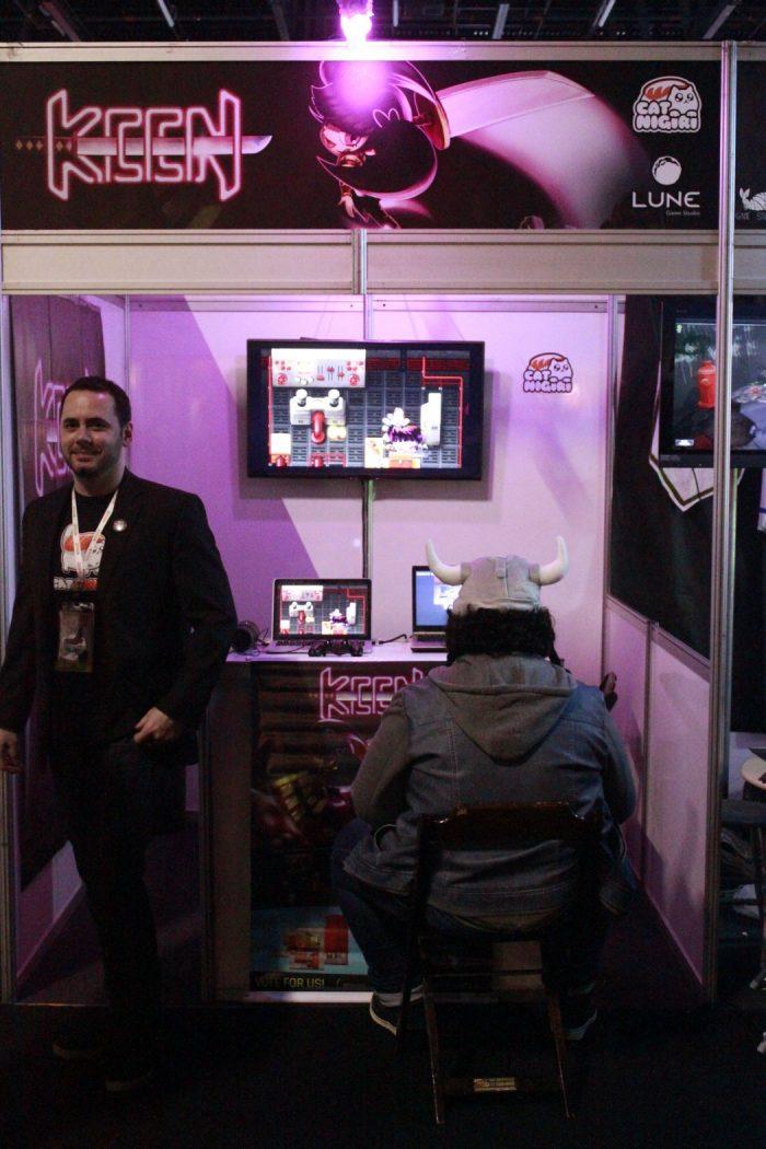 Uma conversa com Nando Guimarães sobre Keen, novo game da Cat Nigiri mostrado na BGS 2016