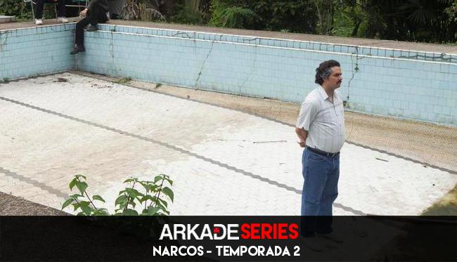 Arkade Series: Narcos - Assistimos a Temporada 2