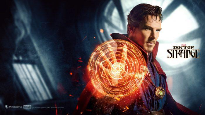 Assistimos Doutor Estranho, aventura que mostra a Marvel em sua melhor forma