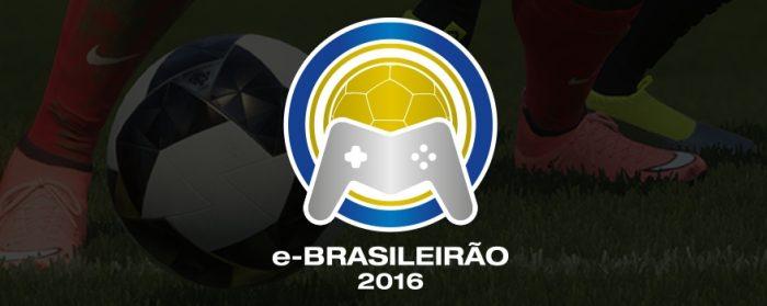 CBF está promovendo o e-Brasileirão 2016 em parceria com o PES 2017