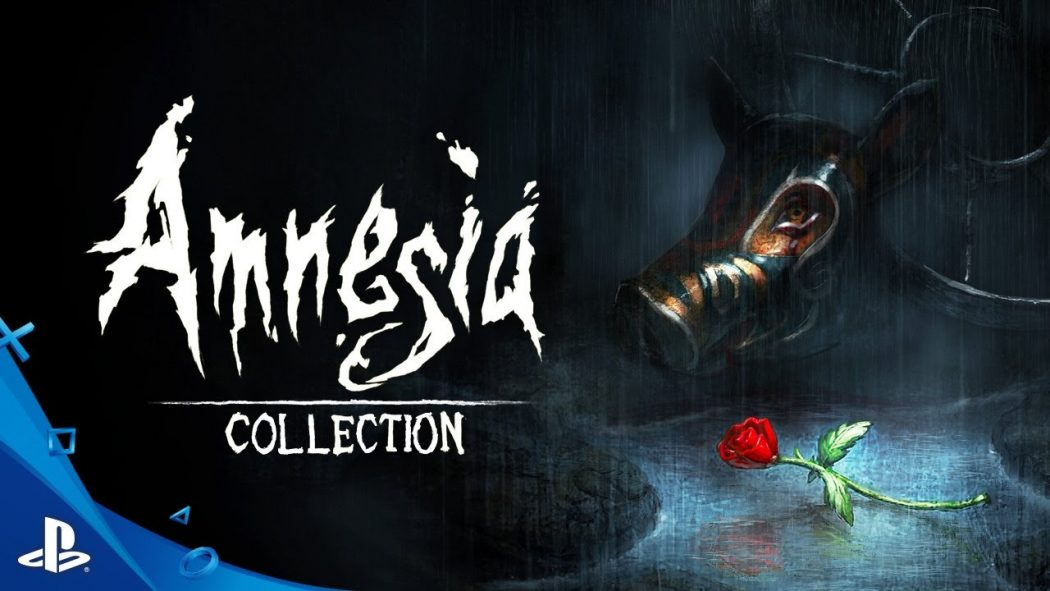 Prepare-se para reviver o terror, pois Amnesia Collection foi anunciado para o PS4!