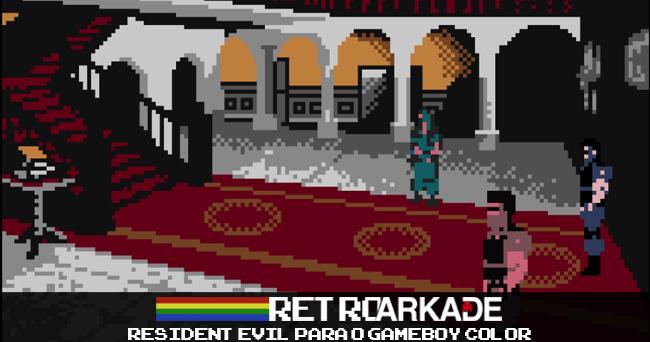 RetroArkade: Resident Evil para o Game Boy Color, o clássico que nunca existiu