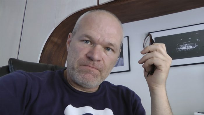 Tribuna Arkade: Uwe Boll anuncia sua aposentadoria