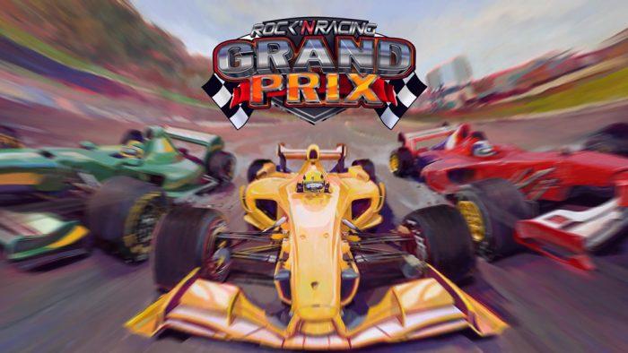 Análise Arkade: Grand Prix Rock 'n Racing não é nem grand, nem rock