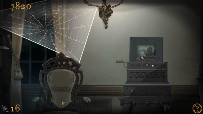 Análise Arkade: A teia de mistérios de Spider: Rite of the Shrouded Moon