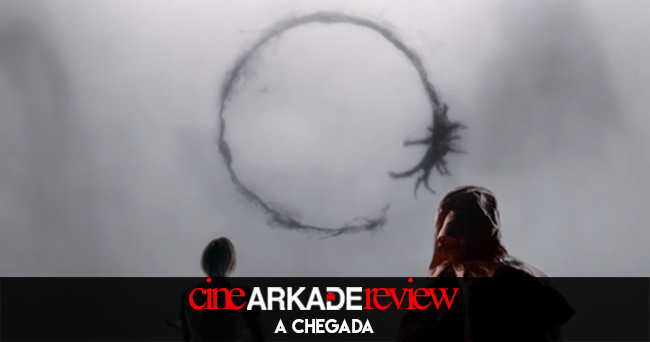 Cine Arkade Review - A Chegada