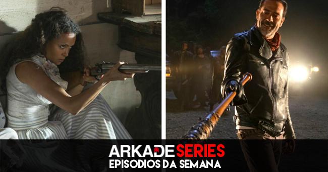 Arkade Series: Westworld e The Walking Dead na resistência pelos episódios semanais