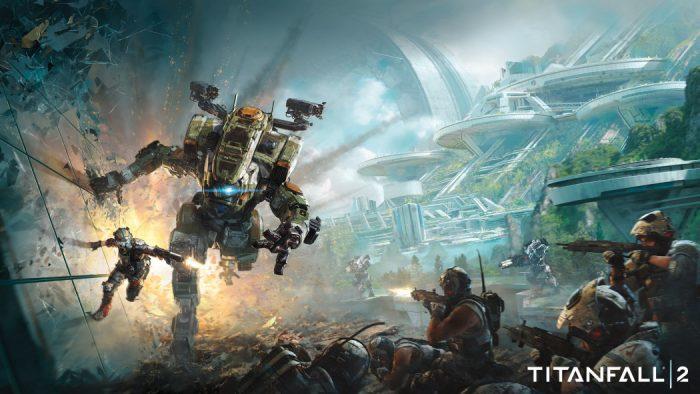 Análise Arkade: Titanfall 2 é uma das melhores surpresas de 2016