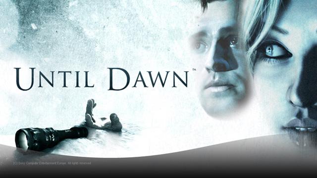 Assista agora a 40 minutos da versão original de Until Dawn, quando ainda era um game de PS3