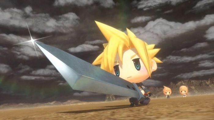 Melhores Jogos do Ano Arkade 2016: World of Final Fantasy