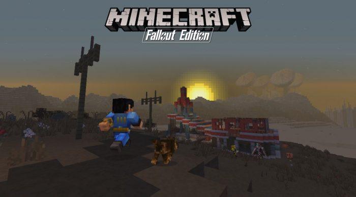 Minecraft receberá pacote temático baseado em Fallout