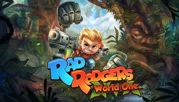 Preview Arkade: Rad Rogers: World One honra os jogos de plataforma dos anos 90