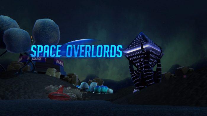 Análise Arkade: Space Overlords consegue errar em tudo!