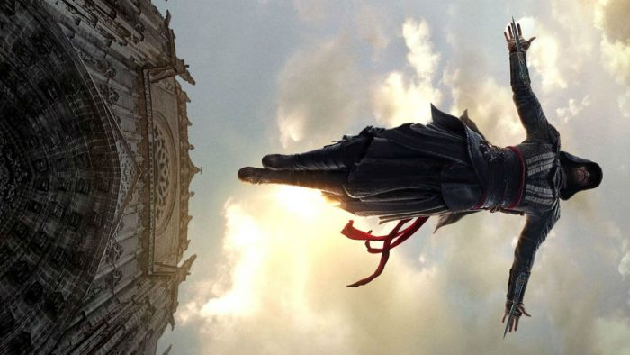 CCXP 2016: Assassin's Creed mostrou um pouco de seu filme, com o dublê do Salto de Fé