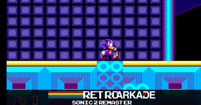 RetroArkade: Jogamos as três fases do fã-remaster de Sonic 2 para o Master System