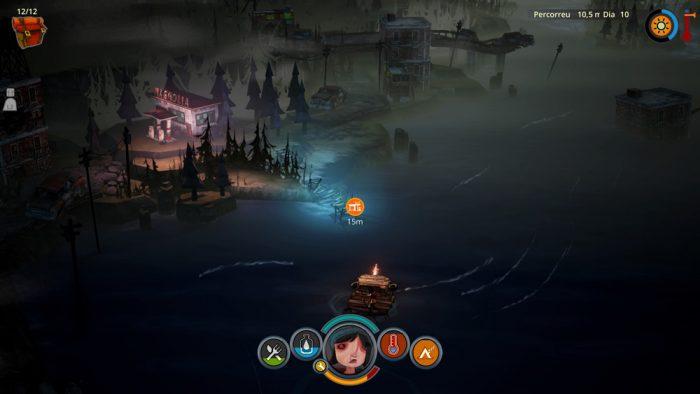 Análise Arkade: The Flame in the Flood é delicadeza, desespero e sobrevivência
