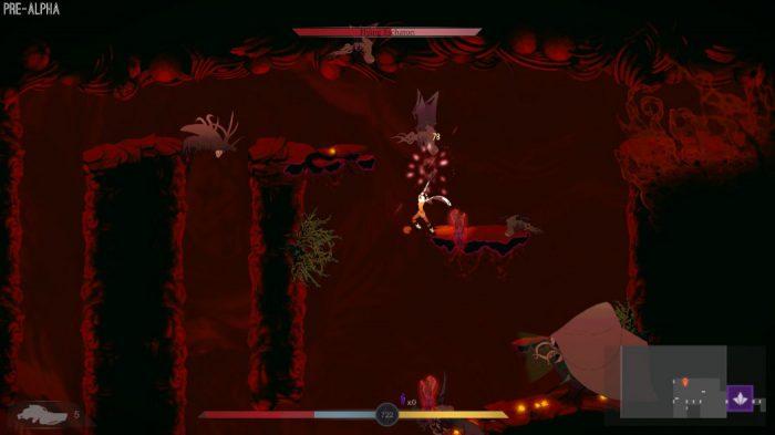 Preview Arkade: O horror claustrofóbico do pre-alpha de Sundered
