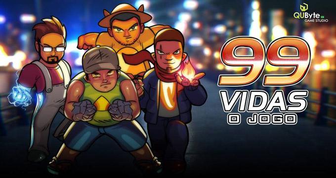 Análise Arkade: 99Vidas - O Jogo é um beat 'em up retrô carregado de homenagens e referências