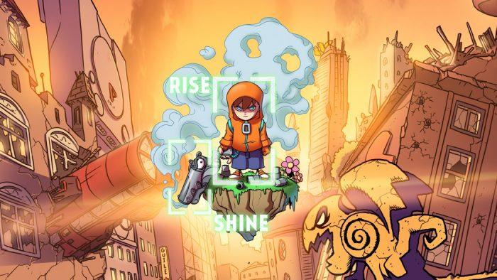 Lançamentos da semana: Rise & Shine, Pit People, Spheroids e mais