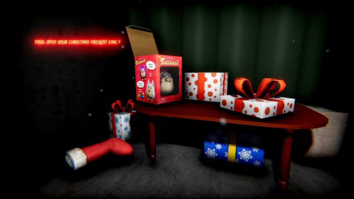 Sobreviva a uma aterrorizante noite de Natal no sinistro Tattletail