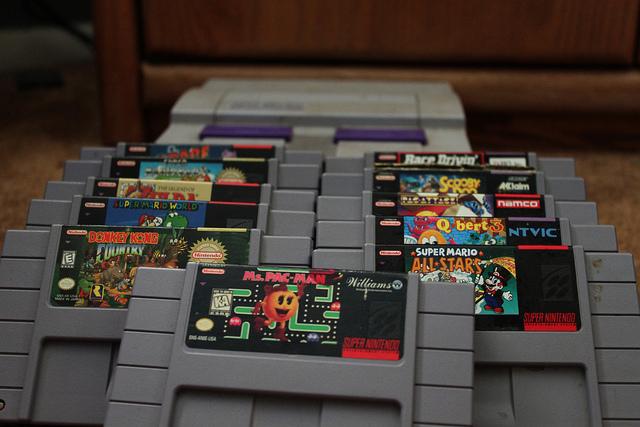 Projeto de preservação do Super Nintendo 'morre' depois de $10 mil em fitas desaparecerem