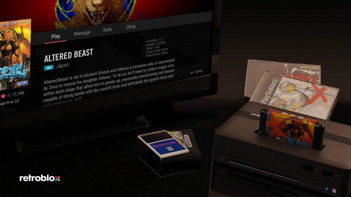 Conheça o RetroBlox, console modular que aceita cartuchos e CDs de consoles clássicos