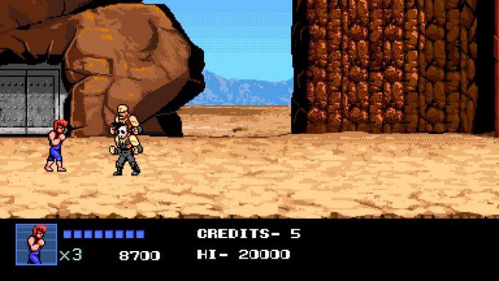 Análise Arkade: Double Dragon 4 é briga de rua como nos tempos do NES