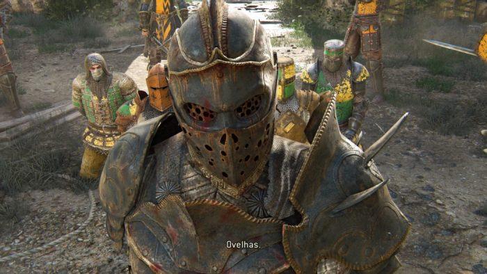 Análise Arkade: For Honor é pancadaria violenta entre Vikings, Cavaleiros e Samurais