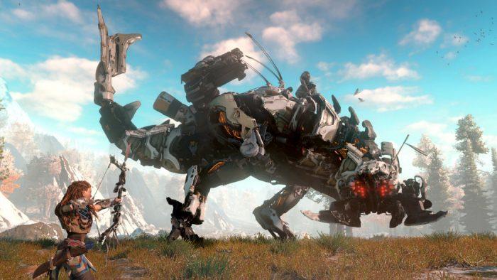 Conheça as criaturas robóticas de Horizon: Zero Dawn