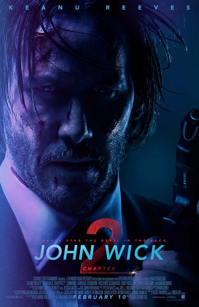 Cine Arkade Review - John Wick: Um Novo Dia para Matar