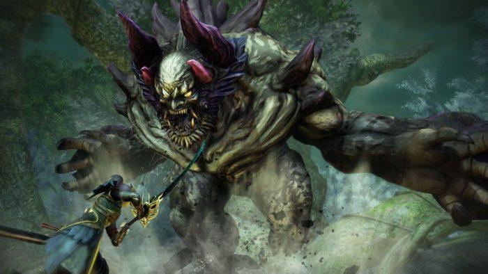 Cace demônios gigantes com sua espada samurai nos primeiros 15 minutos de Toukiden 2